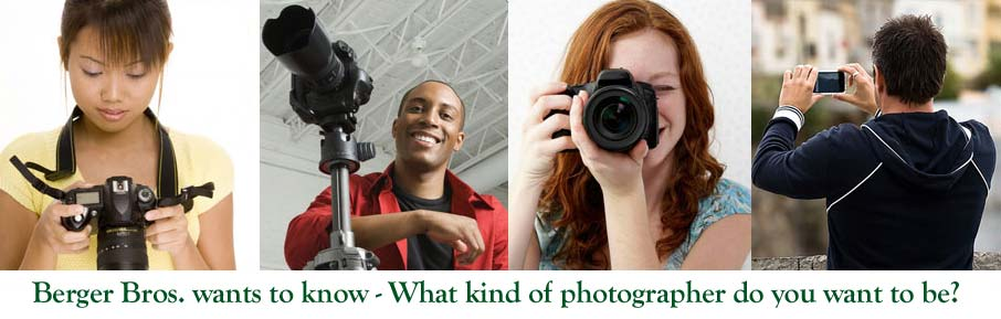 Types of photographer